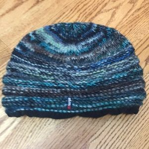 Sherpa Knitted Wool Hat